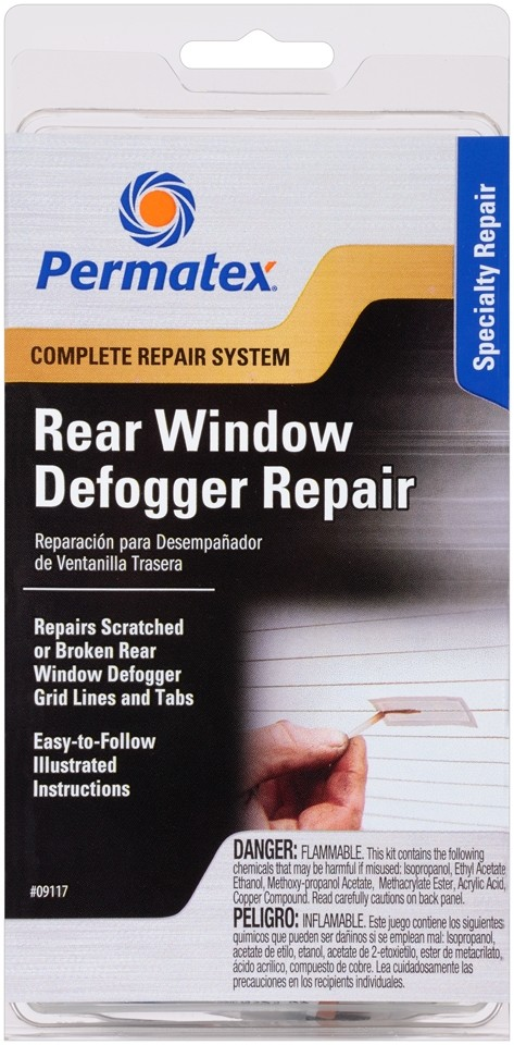 Permatex Complete Rear Window Defogger Repair Kit