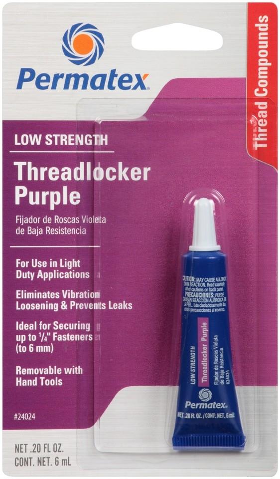 Permatex Threadlocker Low Strength 6ml