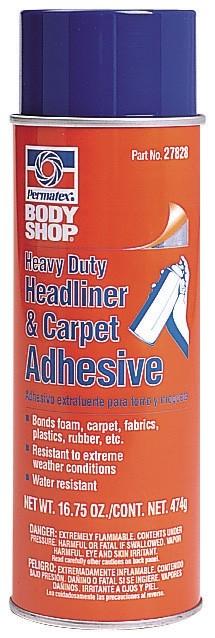 Permatex Headliner & Carpet Adhesive 474gr