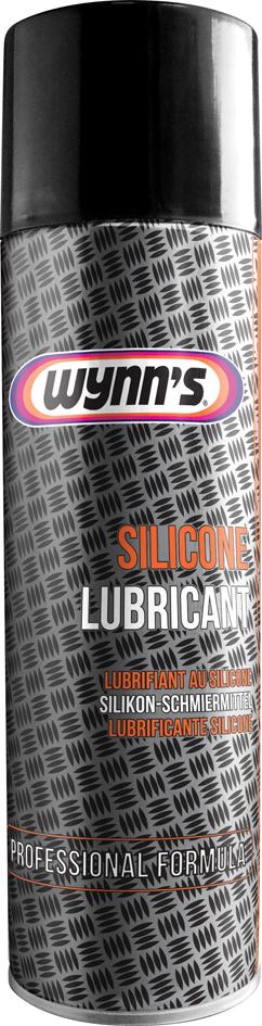 Wynn's Silicone Lubricant 500ml