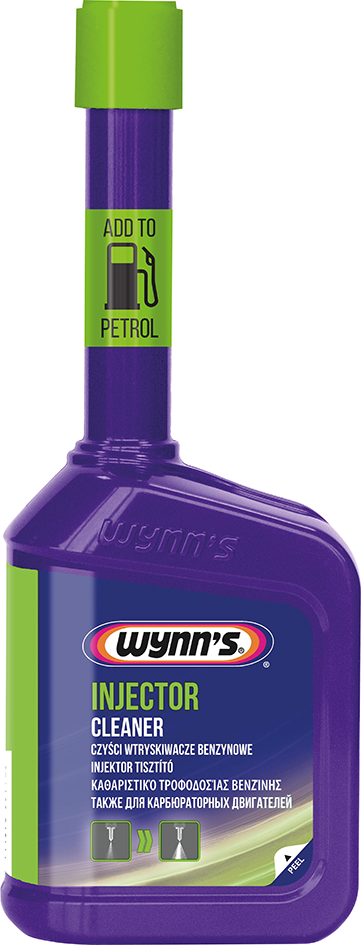 Wynn's Injector Cleaner Για Κινητήρες Βενζίνης 325ml