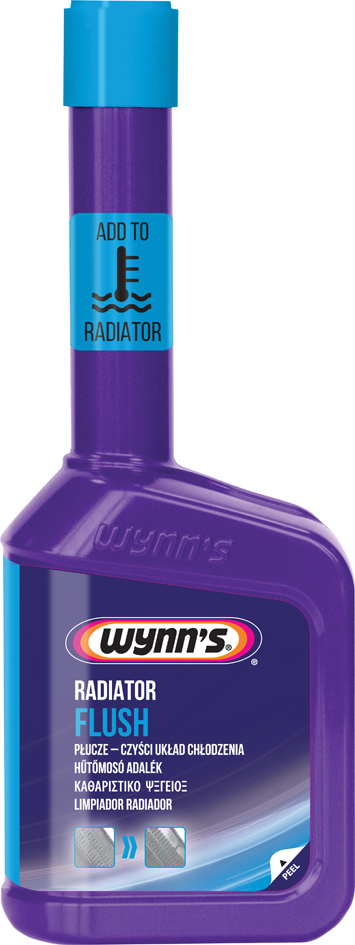 Wynn's Radiator Flush 325ml