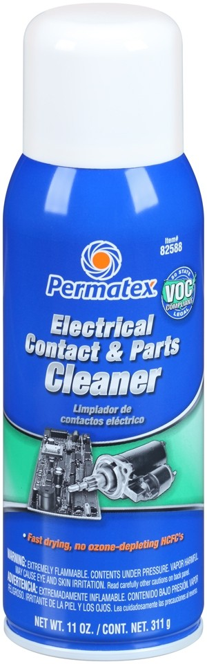 Permatex Electrical Contact & Parts Cleaner 311gr