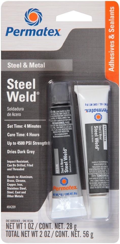 Permatex Steel & Metal Steel Weld 56gr