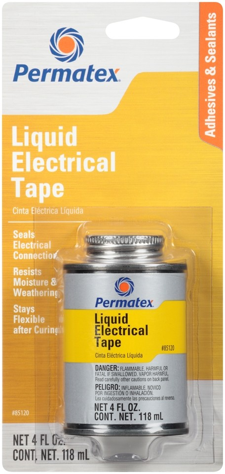 Permatex Liquid Electrical Tape 118ml
