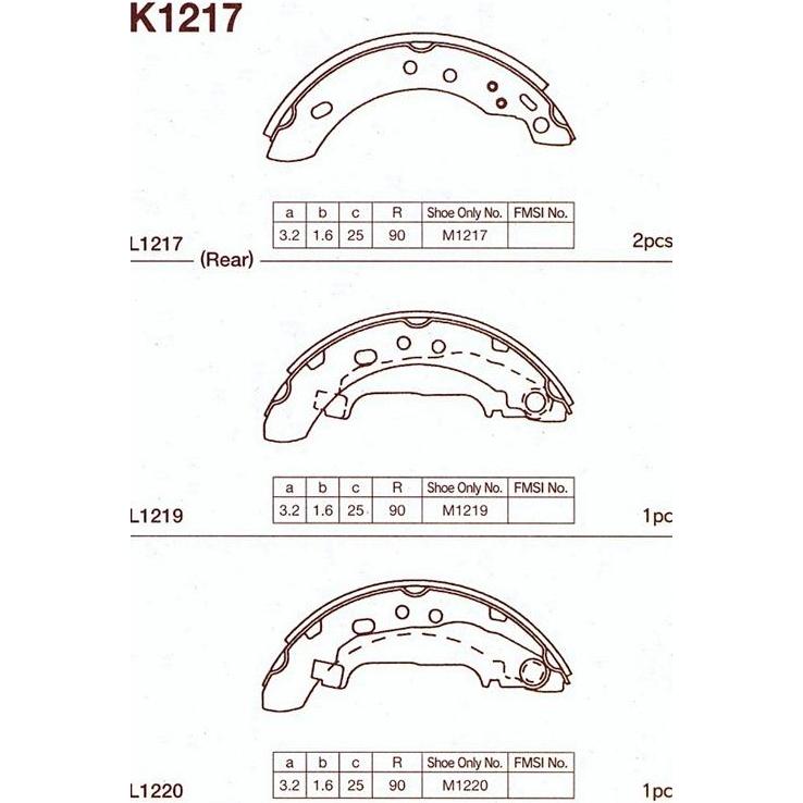 ΣΙΑΓΩΝΕΣ KTC K-1217