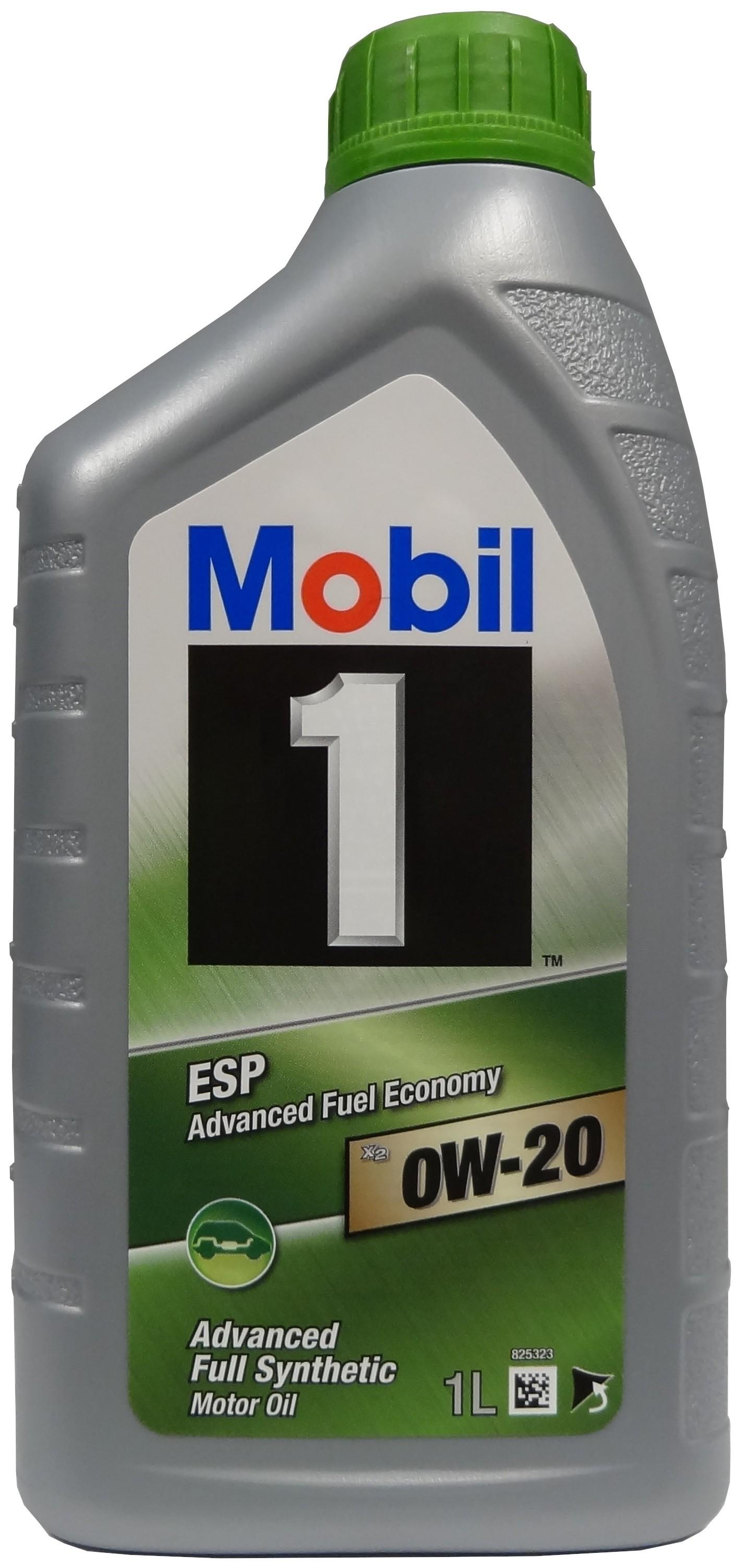 MOBIL 1 ESP X2 0W-20 1L
