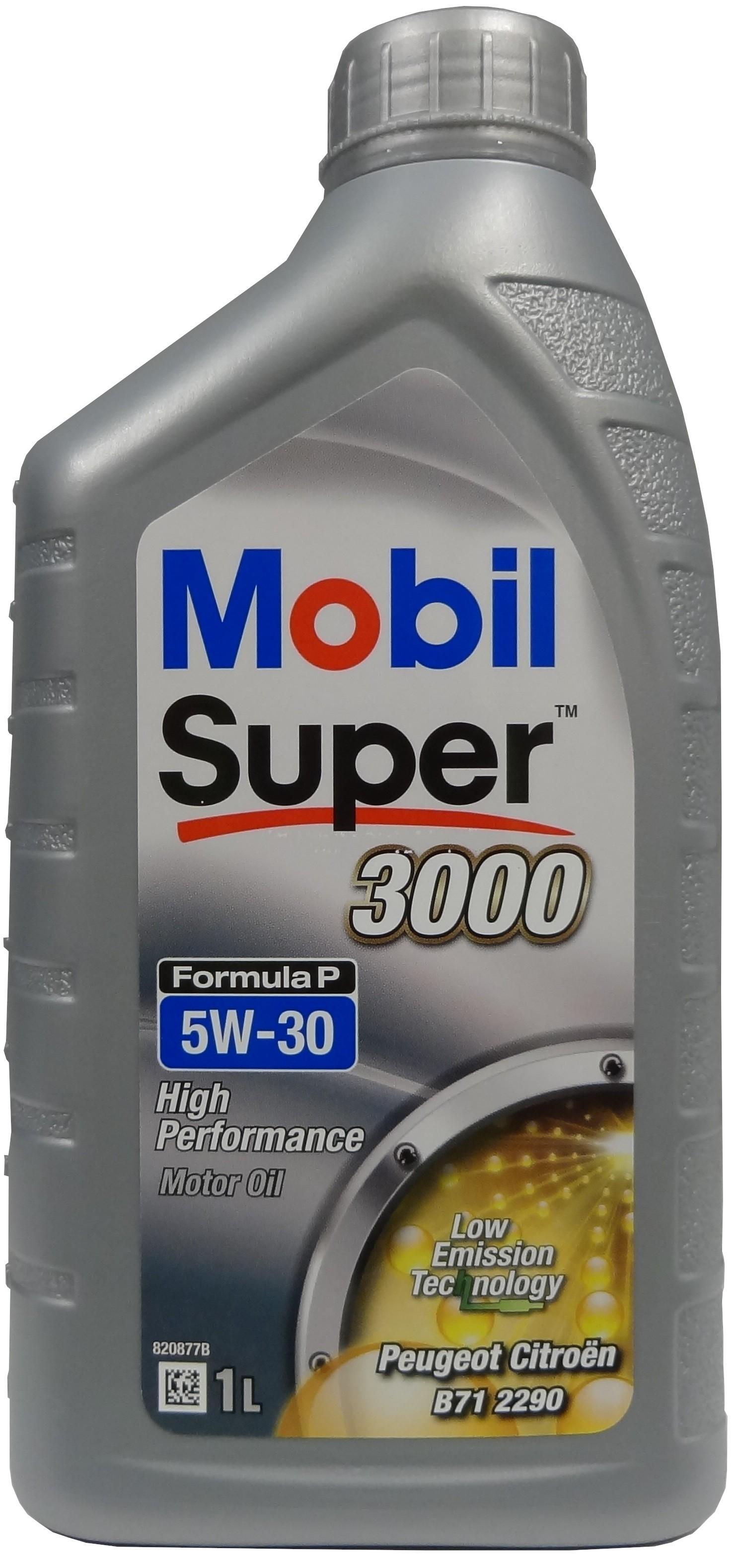 Mobil Super 3000 P 5W-30 1L