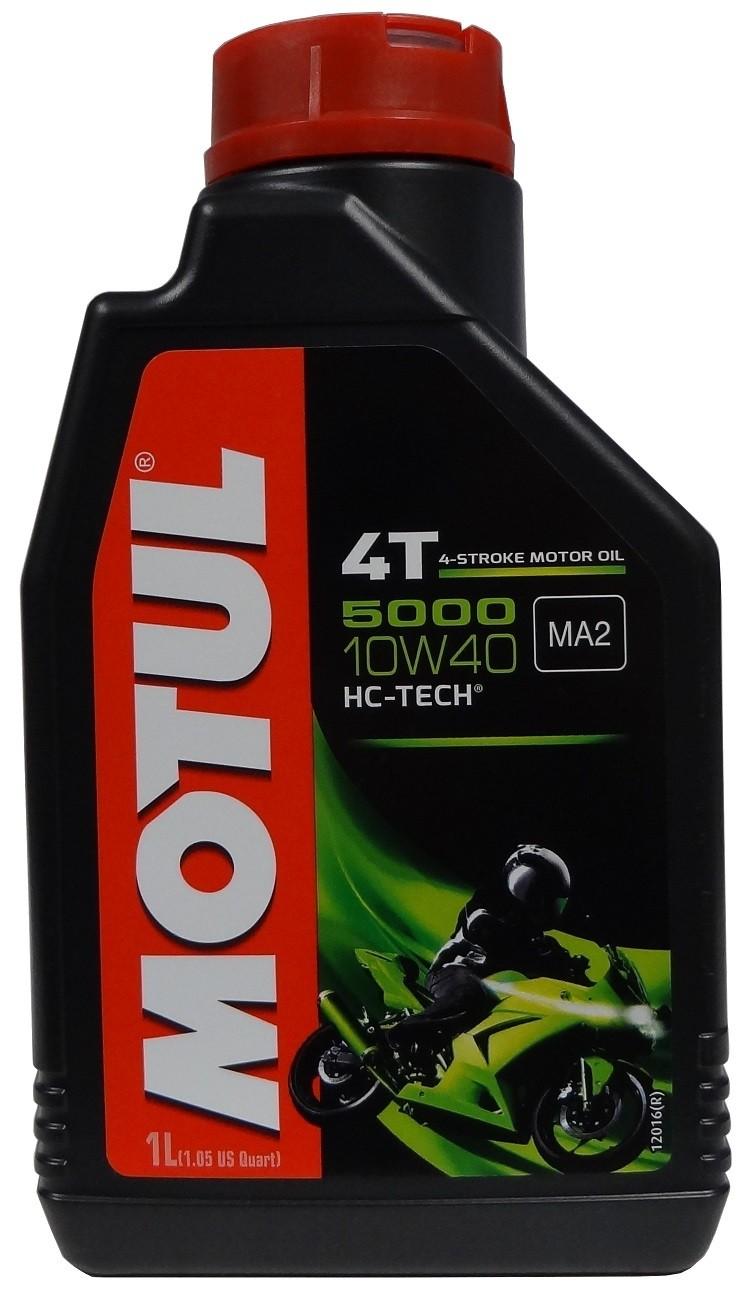 MOTUL 4T 5000 10W-40 1L