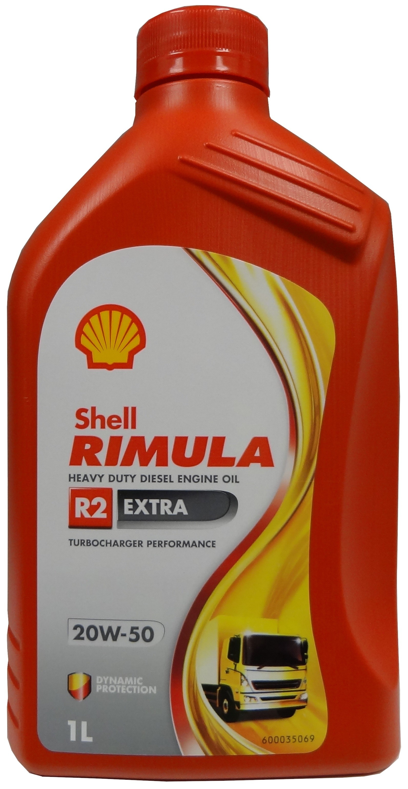 Shell Rimula R2 Extra 20W-50 1L