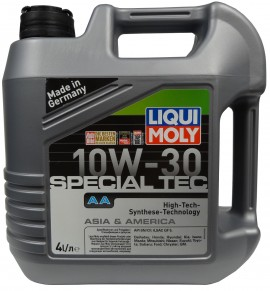 LIQUI MOLY SPECIAL TEC AA 10W-30 4L