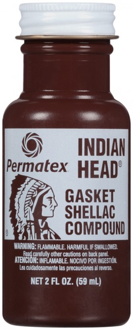 Permatex Indian Head Shellac 59ml