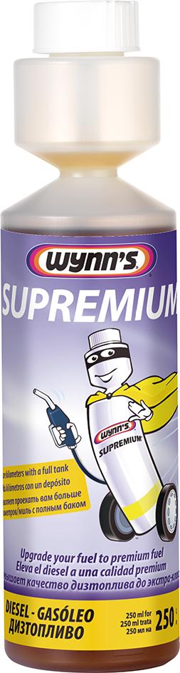 Wynn's Supremium Diesel 250ml