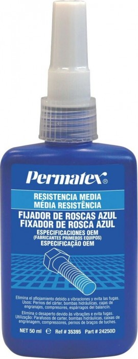 Permatex Threadlocker Blue 50ml