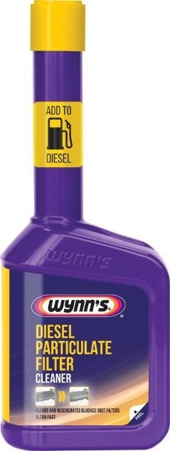 Wynn's Diesel Particulate Filter Cleaner 325ml