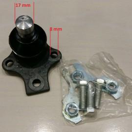 ΜΠΑΛΑΚΙ (17mm) L+R 3RG 33733