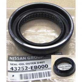 ΤΣΙΜΟΥΧΑ ΤΡΟΧΩΝ NISSAN 43252-EB000