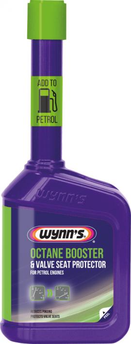 Wynn's Octane Booster & Valve Protector 325ml