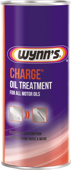 Wynn's Charge Oil Treatment 400ml