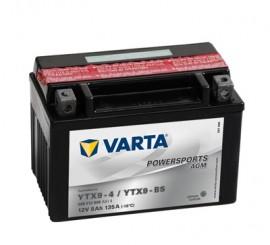 VARTA ΜΠΑΤΑΡIΑ MOTO YTX9-BS (8Ah/135A) 152x88x106