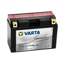 VARTA ΜΠΑΤΑΡIΑ MOTO YT9B-BS (8Ah/115A) 149x70x105