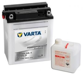 VARTA ΜΠΑΤΑΡIA MOTO YB12A-A (12Ah/160A) 136x82x161
