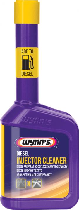 Wynn's Injector Cleaner Για Κινητήρες Πετρελαίου 325ml