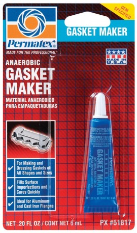 Permatex Anaerobic Gasket Maker 6ml