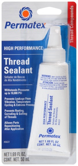 Permatex High Performance Thread Sealant 50ml