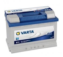 VARTA BLUELINE ΔΕΞ. ΜΠΑΤΑΡΙΑ E11 (74Ah/680A) 278x175x190mm