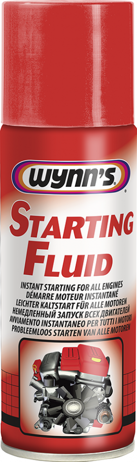 Wynn's Starting Fluid 200ml