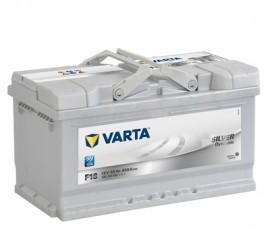 VARTA SILVERLINE ΔΕΞ. ΜΠΑΤΑΡΙΑ F18 (85Ah/800A) 315x175x175mm