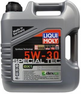 LIQUI MOLY SPECIAL TEC DX1 5W-30 4L