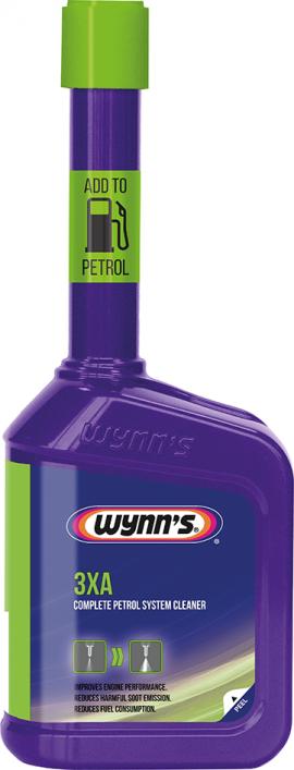 Wynn's 3XA Για Κινητήρες Βενζίνης 325ml