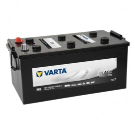 VARTA HEAVY DUTY ΜΠΑΤΑΡΙΑ N5 (220Ah/1150A) 518x276x242mm