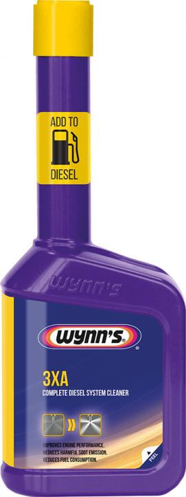 Wynn's 3XA Για Κινητήρες Πετρελαίου 325ml