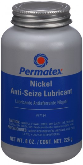 Permatex Nickel Anti-Seize Lubricant 227gr