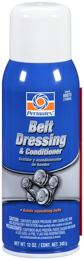 Permatex Belt Dressing & Conditioner 340gr
