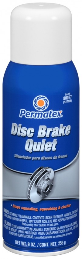 Permatex Disc Brake Quiet 255gr