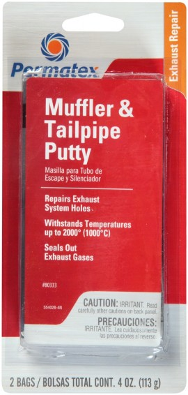 Permatex Muffler Putty 113gr