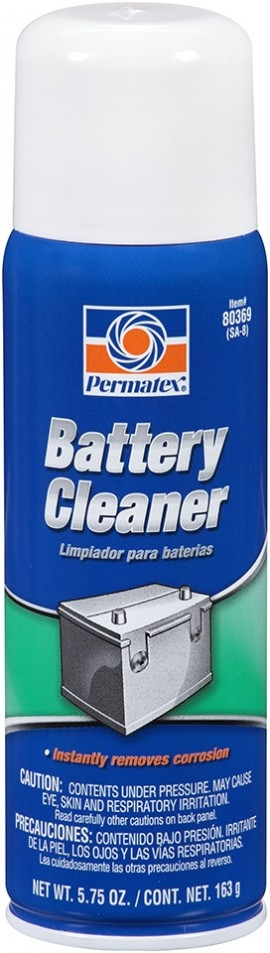 Permatex Battery Cleaner 163gr