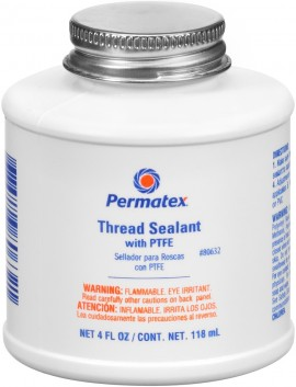 Permatex Thread sealant with Teflon 118ml