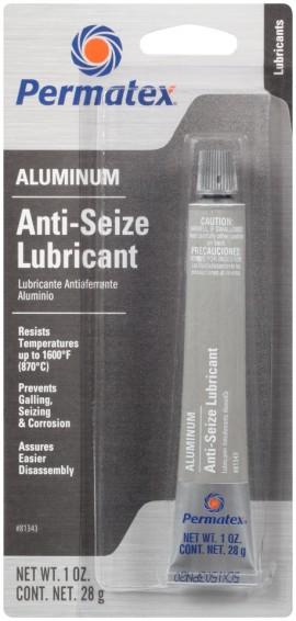 Permatex Anti-Seize Lubricant 28gr