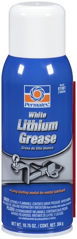 Permatex White Lithium 304gr