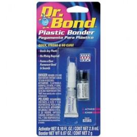 Permatex Plastic Bonder kit