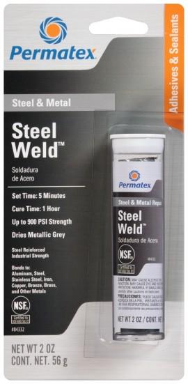 Permatex Steel Weld 56gr