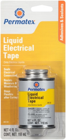 Permatex Liquid Electrical Tape 118ml