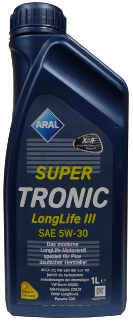 ARAL SUPER TRONIC LONGLIFE III 5W-30 1L