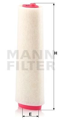 ΦΙΛΤΡΟ ΑΕΡΟΣ ΓΙΑ B.M.W MANN C15143/1