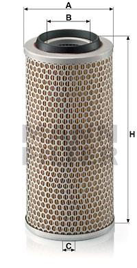 ΦΙΛΤΡΟ ΑΕΡΟΣ ΓΙΑ MERCEDES MANN C15248